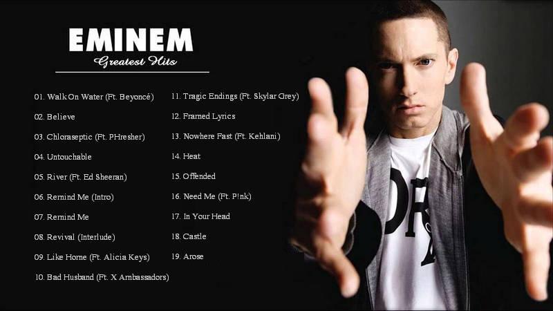 Eminem mp3 ecoute telecharger music 2018.