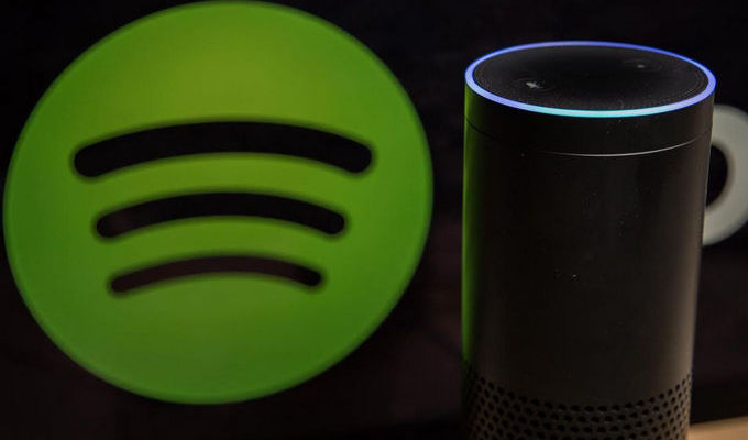 jouer Spotify Music sur Amazon Echo