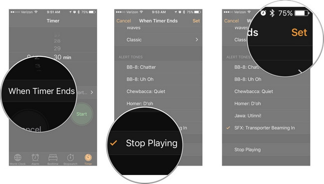 Set a Sleep Timer for Spotify on iPhone