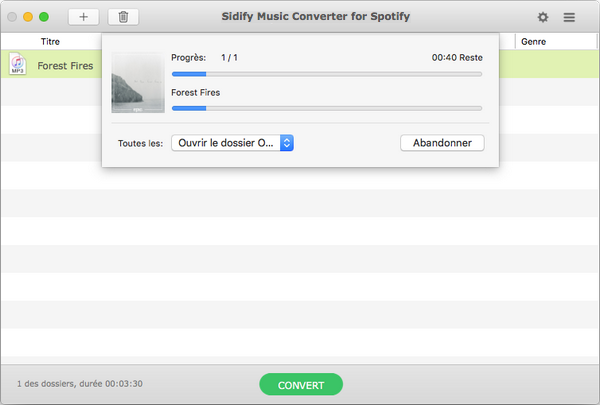 supprimer musique telecharger spotify iphone